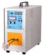 İndüksiyon Isıtma İle Aluminyum-Aluminyum Boru Kaynak Makinası