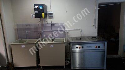 Elektropolisaj Sistemi + Ultrasonik Makinası-Yeni