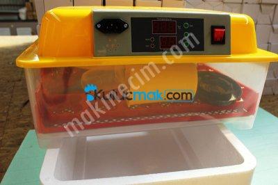 24 lük Kuluçka Makinası Kulucmak.com  Da