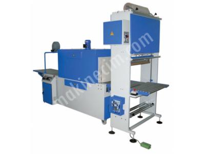 Satılık Sıfır Biopak 6040 PE Shirink Makinesi Fiyatları İstanbul 2.el shrink makinası, şilnk makinası, shirink makinası, şiling makinası