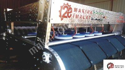 Halı Yıkama Makinesi (Krom)