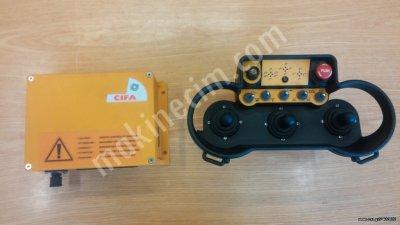 Controles Remotos De Rádio Bombas De Concreto