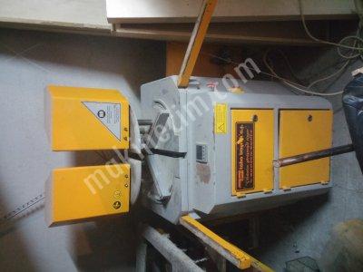 Köşe Kaynak Çıta Kol Açma Ve Orta Kyt Alıştırma Makinaları (Fırsat)