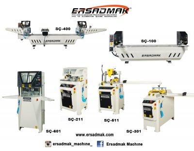 Satılık Sıfır pvc makinaları Fiyatları Bursa pvc makinaları tam set makina ikinci el makina ersadmak plastmak kaban makina özgenç makina temizleme makinaları alt kesim makinası kaynak makinaları alıştırma makinaları takas 2 el pvc kapı pencere