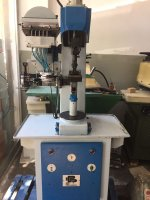 Yarı Otomatik Hidrolik Ökçe Çakma Makinesi