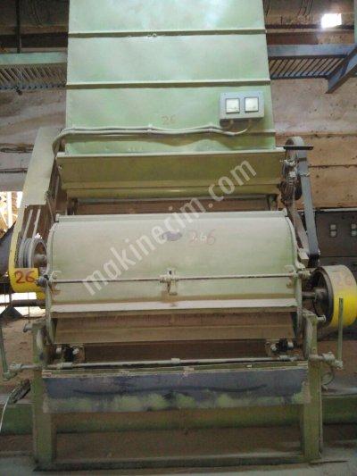 Satılık 2. El Satılık Linter (çiğit Tıraşlama, Elyaf Alma) & Bileme Makineleri Fiyatları Konya linter,çiğit tıraşlama,elyaf alma
