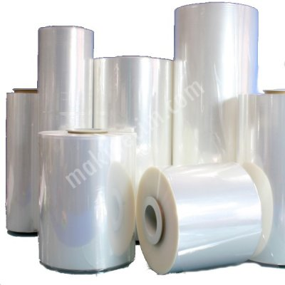 Shrink Film Pvc Ve Pof