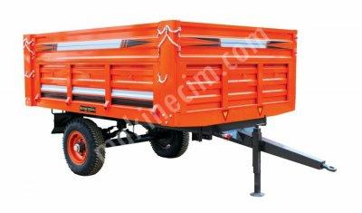 Satılık Sıfır 4 ton römork tek dingil Fiyatları Konya römork, remork, tarım remorku, tarım römorku