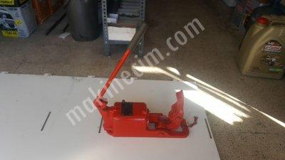 Satılık Sıfır Tel ve halat kesme makinası Fiyatları Konya Tel kesme makinası, halat kesme makinası