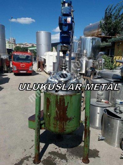 Satılık 2. El kimyasal Reaktör 2. EL PİLOT REAKTÖR Fiyatları İstanbul toz karıştırıcı,yapı kimyasallarıpilot reaktör,kimyasalreaktörler,reaktör,2. el reaktör,paslanmaz reaktör,basınca dayanaklı kazan,krom karıstırıcı,paslanmaz mikser,paslanmaz karıstırıcı,karıştırıcılar