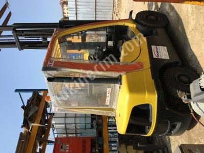 Hyster 2011 Model 2,5 Tıon Dizel Forklift