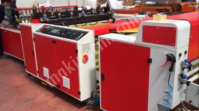 Plastik Torba Kesim Makinası 1500 Mm