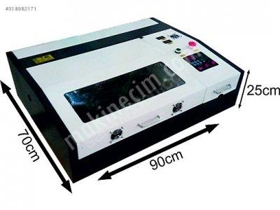 Lazer Kaşe Makinası
