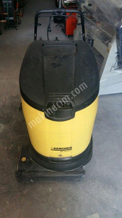 Satılık 2. El karcher elektirikli zemin yıkama makinesi Fiyatları Bursa karcher