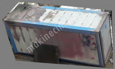 Elektro Statik Toz Boya Fırını
