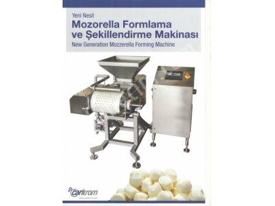 New Generation Mozzarella Forming Machine