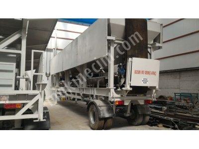 Mobil Mekanik Plent 400 Ton/ Saat  (Stoktan Teslim)