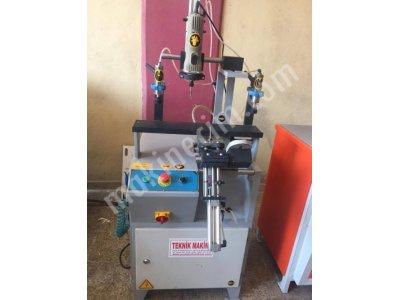 Penmak Marka İkili Su Tahliye Makinesı Pvc İşleme Makinaları