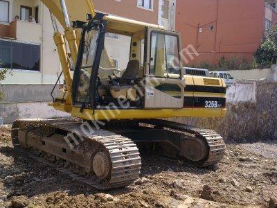 Satılık Caterpillar 325 Ekskavatör 2000 Model