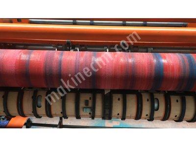 Satılık İkinci El 3 Renk + Rotari 2400*820 Fiyatları İzmir Oluklu Mukavva Makinası