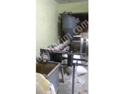 Granür Makinası