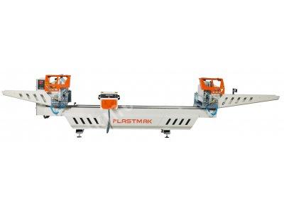 Alüminyum Pvc Çift Kafa Kesim Makinası