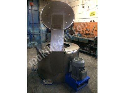 Satılık Sıfır 120 lik santrafüj sıkma makinası Fiyatları İstanbul santrafüj sıkma makinası
