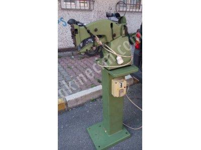 İtalyan Çapak Alma Makinesi