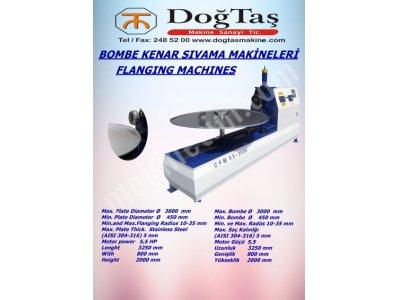 Bombe Sıvama Makinesi