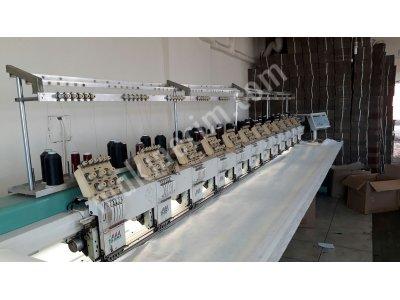 Satılık 2. El Tajima Nakiş Makinası Fiyatları Konya nakış