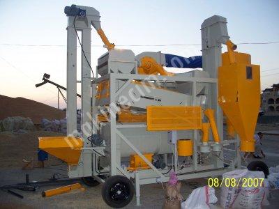 Satılık Sıfır seyyar tohum eleme sellektörü 05335727146 Fiyatları İzmir eleme tesis tohum eleme  eleme makinaları  sellektör