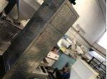Granül Makinası Sulu Kafadan Kesim Bölümü