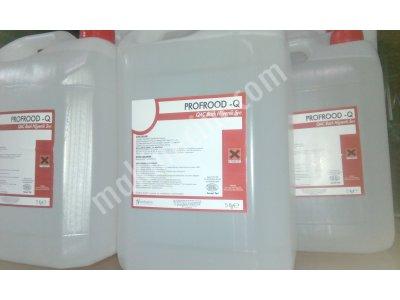 Prowash500 Qac Bazlı Genel Temizlik Dezenfektanı