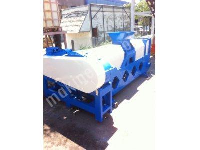 Satılık 2. El Adana Sıkma Plastik Sıkma Makinası İzmir Teknik Makina Fiyatları İzmir poşet sıkma