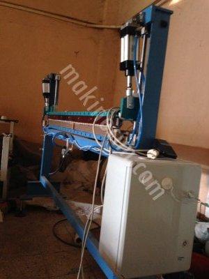 Satılık Sıfır Naylon Ağaz Yapıştırma Makinası Fiyatları Ankara ağaz yapıştırma
