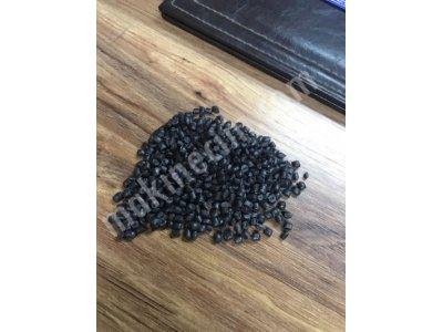 Siyah Enjeksiyonluk Polietilen Granül Hammadde