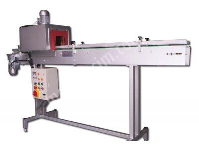 Gıda Ürünleri Kapak Üzeri Emniyet Garanti Bandı Ambalaj Makinesi