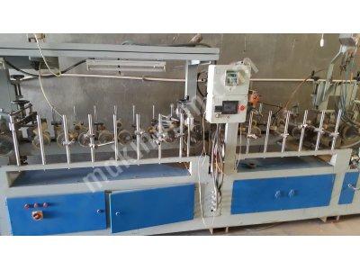 Satılık 2. El Pvc Folyo Kaplama Makinası Fiyatları Gaziantep pvc,