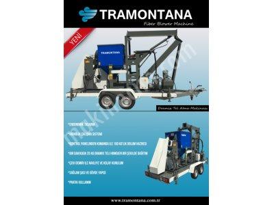 Dramix Tel Atma Makinası