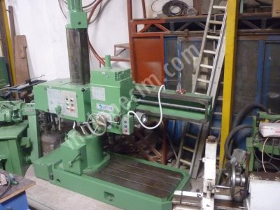 Russian Radial Drilling