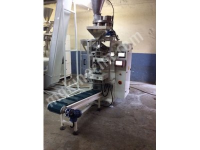 Vertical Packaging Machine With Plc Control