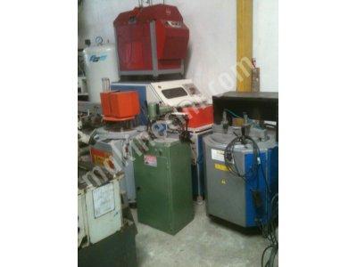 Satılık İkinci El Pvc Doğrama Makineleri Plastik Doğrama Makinaları Fiyatları İzmir pvc doğrama makinesi,pvc doğrama