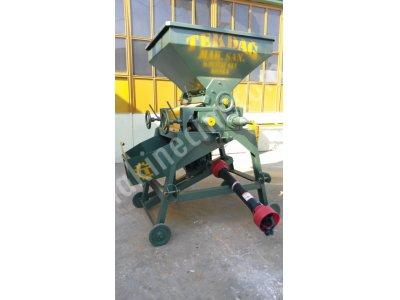Satılık Sıfır 60 lik  şavtlı hidrolik kollu yeni model ezme makinesi Fiyatları Mersin TEKDAĞ YEM EZME