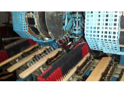 Satılık Fırça Cakma Makinası