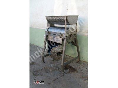 Satılık Sıfır Salca Makinası Fiyatları Manisa salca cıkarma makinası