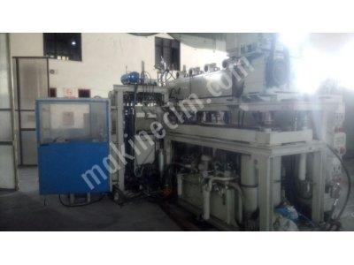 Plastik Şişirme Makinası 5/10 Lt İtalyan Malı Full Otomatik Çalışır Makine