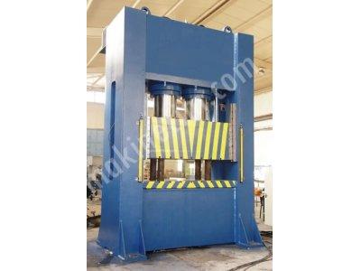 Satılık Sıfır Hidrolik  Pres 100 - 1000 Ton Fiyatları Konya sac, silindir ,1000 ton, h tipi, kolonlu, hidrolik,
