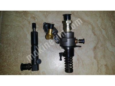 Satılık Sıfır 12 Hp Kama Pompa Enjektör Fiyatları Mersin 12 hp pompa enjektör