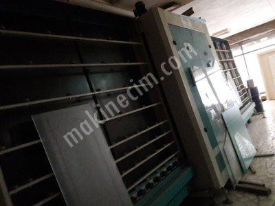 Satılık 2. El 170lik Cam Yıkama Makinesi Fiyatları Artvin cam,cam yıkama,cam yıkama makinesi,seba makine,2.el cam yıkama makinesi