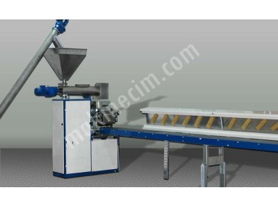 6 Ton/gün Manuel Küp Şeker Makinası